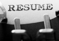 conseils de CV des demandeurs d'emploi sans but lucratif